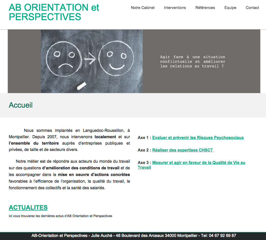 Ab Orientation
