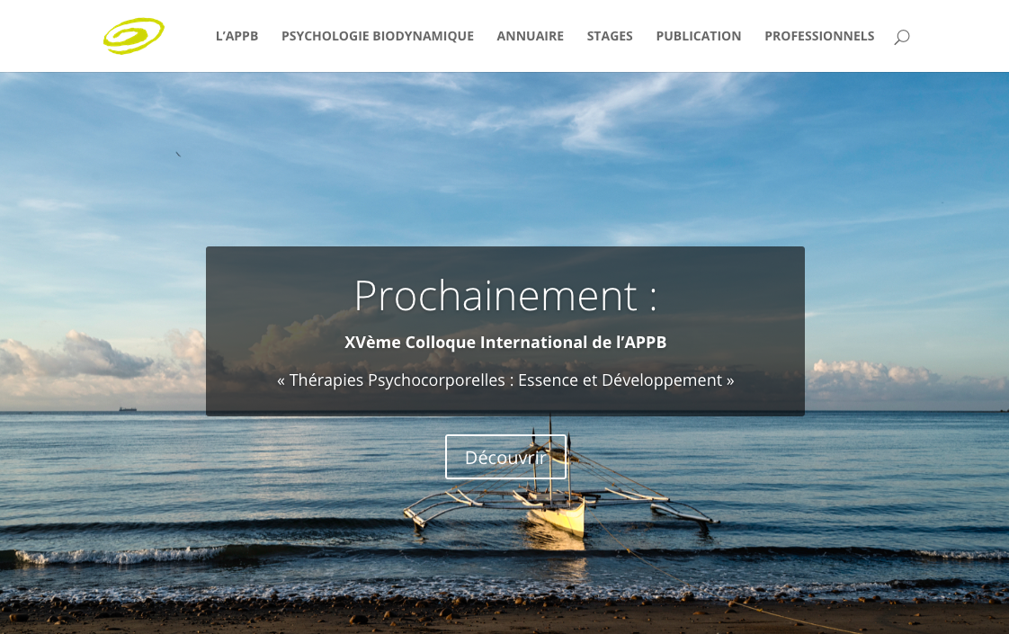 Association Professionnelle Psychologie Biodynamique